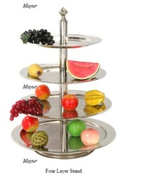 Four Layer Fruits Stand