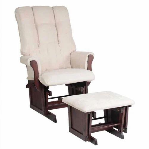 durian rocking chair with ottoman pepperfry dot com mumbai id