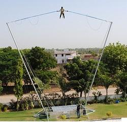 Bungee Ejection Amusement Ride