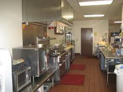 Cooking Area Facility