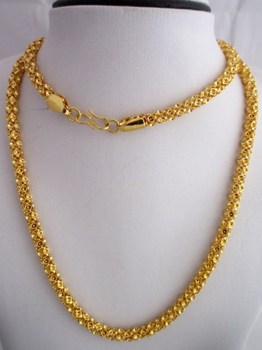 Gold Necklace Set With Price