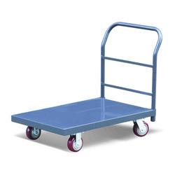 Manual Hand Trolley - Platform Truck Manufacturer from Ahmedabad