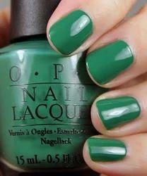 Green Color Nail Paint