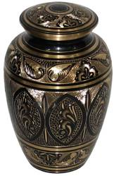 Hand Work Brass Urn