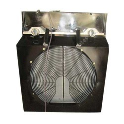 Radiator With Charge Air Cooler Assembly For 500 kVA Genset