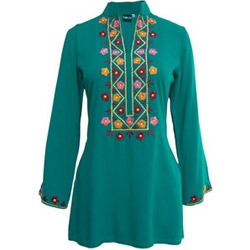 Long Sleeves Kurti