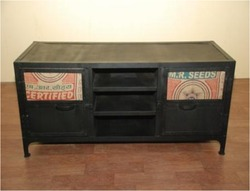 Recylcled TV Cabinet