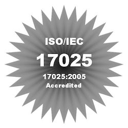 ISO 17025:2005 Certification Services