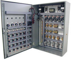 ASC 3 Phase Relay Panel, for Industrial