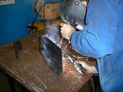 Steel Welding Services