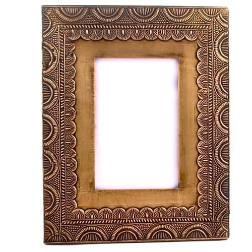384a5bba1a17 Brass and Wood Photo Picture Frame at Rs 500  piece(s)