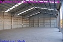 Industrial and Commercial  Sheds