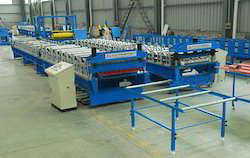 Alien Roll Forming Machine