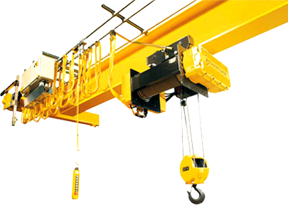 Overhead Crane पीला ओवरहेड क्रेन At Rs 700000 Piece