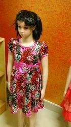 Girl Designer Chiffon Dress
