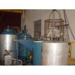 Industrial Metal Impregnation Plant