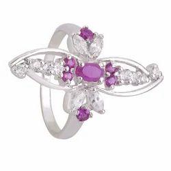 925 Sterling Silver Ladies Rings