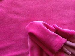 Pink Velour Fabrics
