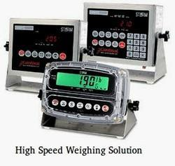High Speed Weighing Solutions