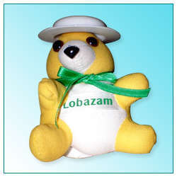 Teddy Bear Car Freshener