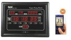 Spy Wall Clock Camera with One Month Recording