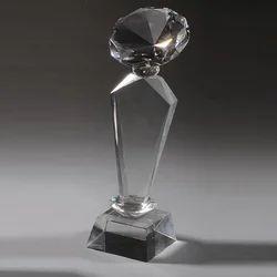 Glass Award Trophies