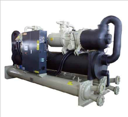 Screw Type Water Source Heat Pump Unit