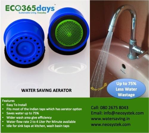 faucet water saver attachment. Water Saving Components  Aerator For Taps Manufacturer from Bengaluru