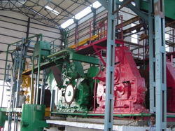 Crussing Unit(Sugar Plant)