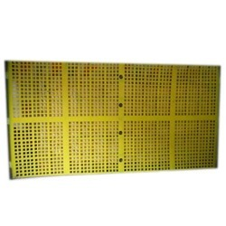 Perforated Screens Panel