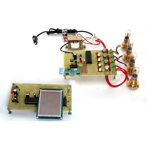 Communication Project Kits - RF Based Home Automation System
