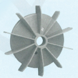 Plastic Fan Suitable For GEC 112 Frame Size