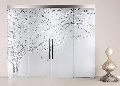 Designer Glass Door Doors And Windows Vats Glass Traders In