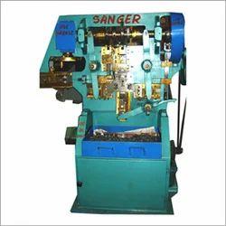 R Lock Pin Making Machine