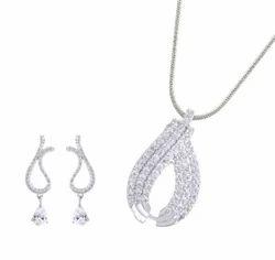 Silver Pendant Sets