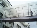 Transparent Polycarbonate Multiwall Hollow Sheet