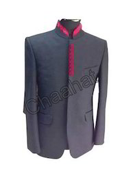 Black Party Wear Suit