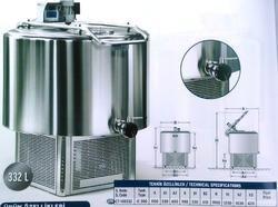 Milk Cooling Tank 332L