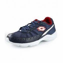 Lotto Lady Killer White & Blue Sports Shoe
