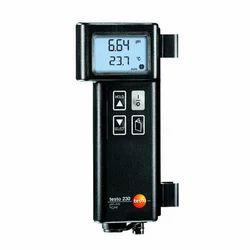 Ph/Temperature Measuring Instrument