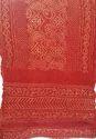 Cotton Bandhani Saree