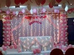 Birthday Function Decoration Service