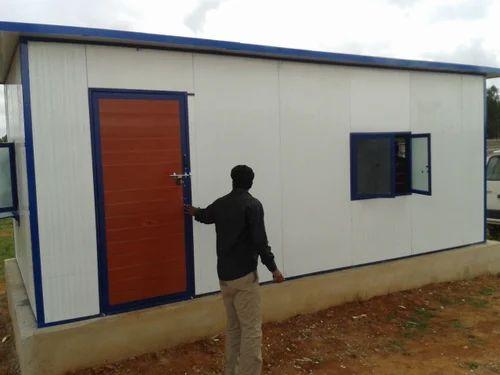 Wonderful Prefabricated Site Office Cabin