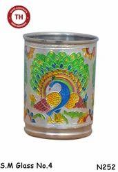 Handicrafts Minakari Glass
