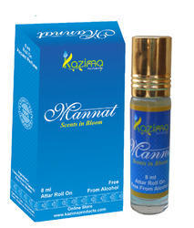 KAZIMA Mannat Apparel Concentrated Attar Perfume