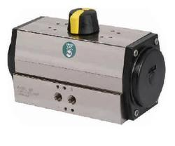 Rotex Rotary Actuator Corrosion Protection Options