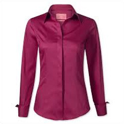 Women's Formal Wear - Formal Cotton Shirts Manufacturer from Bengaluru