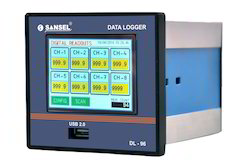 DL 96 Touch Screen Multi Channel Universal Data Logger