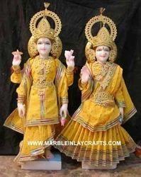 Marble Laxmi Narayan Statue Wholesale Trader From Agra