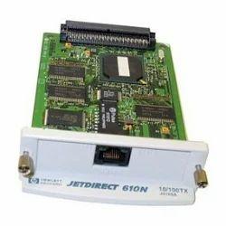 HP Jetdirect Card 610n  615